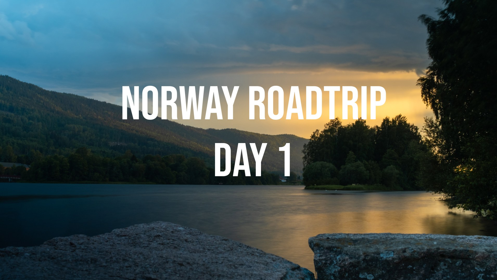 The first day of our Norway roadtrip. New Vlog!