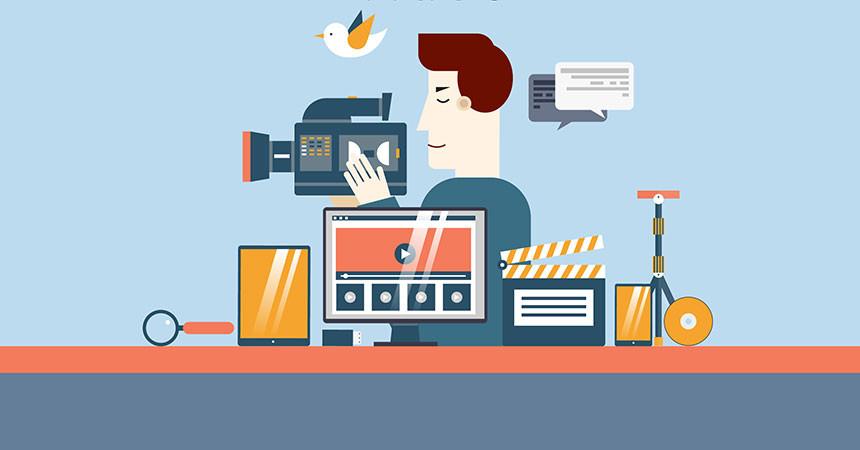 Professionel Webfilm