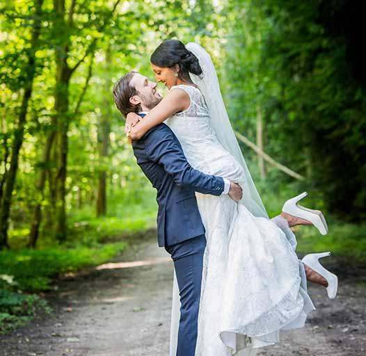 bryllup rosenfeldt gods