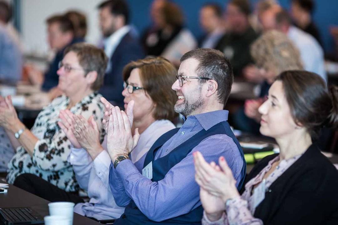utraditionelle konference billeder fra mange sjove og spændende events