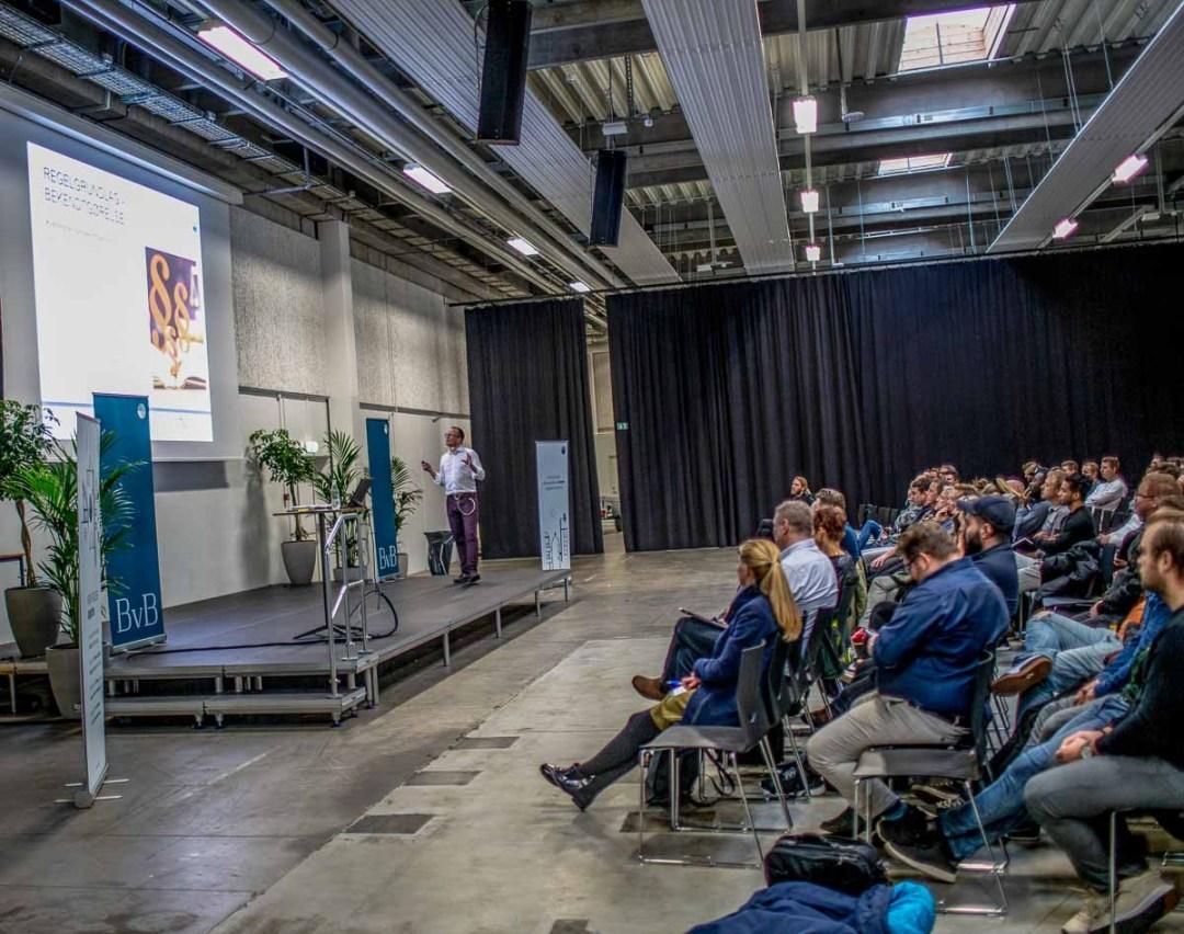 Fotografering af event i Odense for BVB
