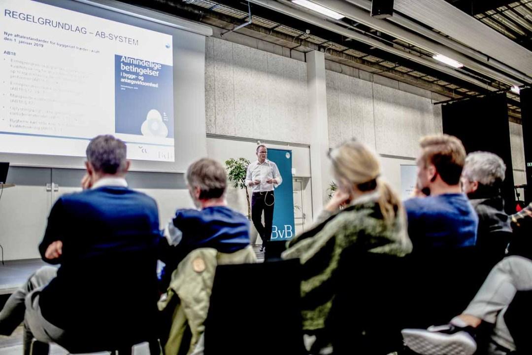 Fotograf til en konference i Odense