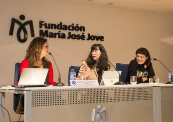 Modera, Adriana Ávila Álvarez, Decana Facultad Ciencias de la Salud