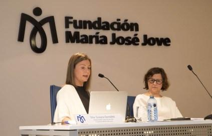 """Susana González Martínez, Responsable Colección Fundación María José Jove. """"El arte como vehículo de canalización""""."""