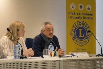 Ponente: • Miquel Izuel Curriá, Director del Máster en Arteterapia de la Universidad de Girona. Presidente de Grefart.