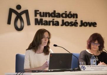 María Gorety Pazos González. Médico de Familia. Experta en Cuidados continuos y Paliativos. Servicio de Oncología Médica del Hospital de A Coruña