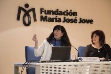 """Adriana Ávila Álvarez, Profesora Investigadora de la UDC, Coordinadora del Proyecto """"Los perros de terapia como facilitadores terapéuticos"""""""