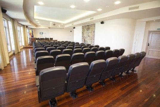 Conferencias en Hotel Los Abetos
