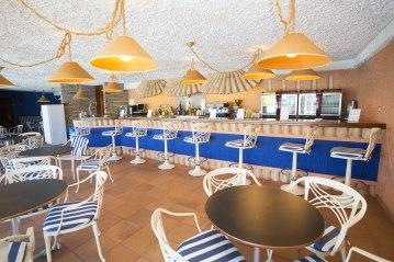 Snack Bar en Los Abetos