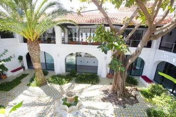 Árboles en Hacienda Na Xamena