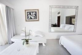 Sofa en living room habitación