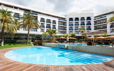 Piscina Grande del Hotel Aguas de Ibiza