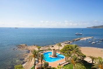 Vista Hotel Torre del Mar