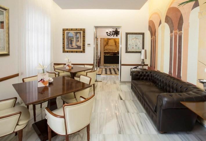 Cafetería Hotel