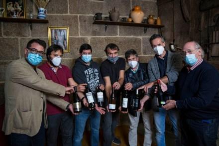 I Encuentro Viticultores con arte do Ribeiro