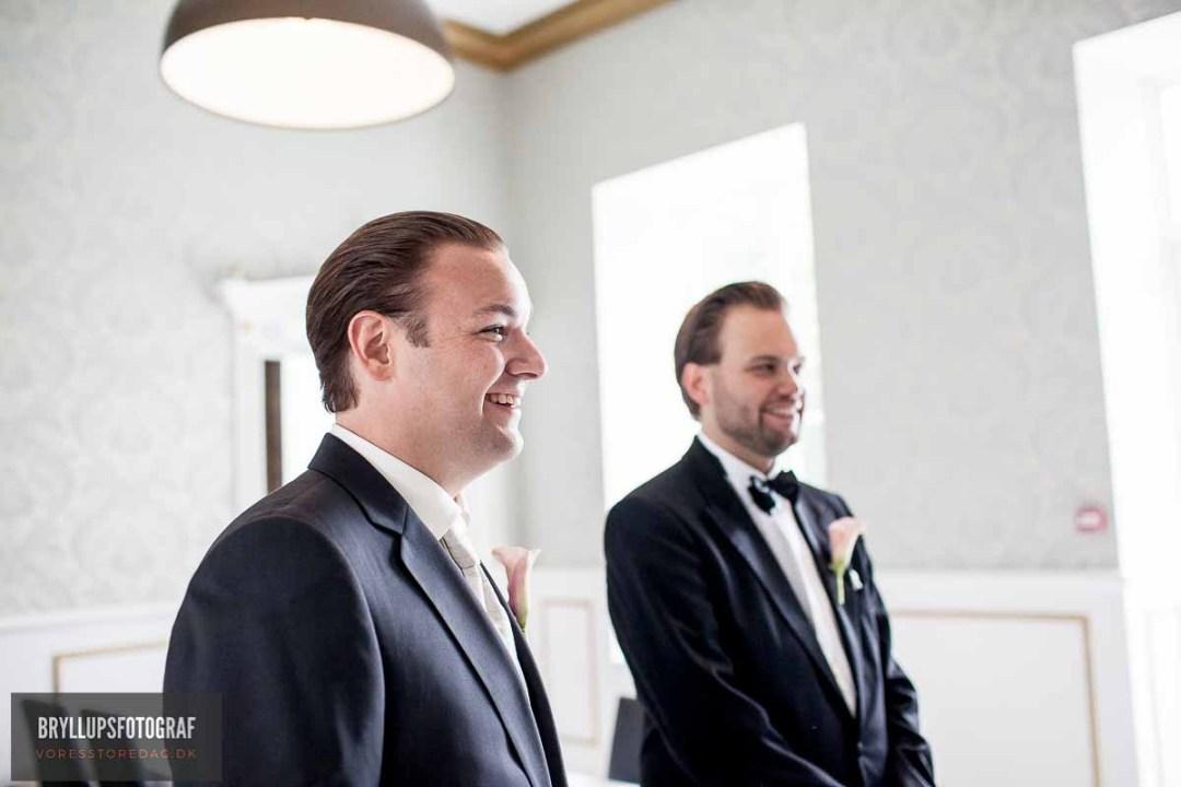 den typiske bryllupsfotograf Vejle