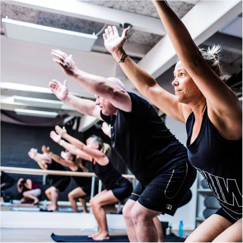 fitness center foto