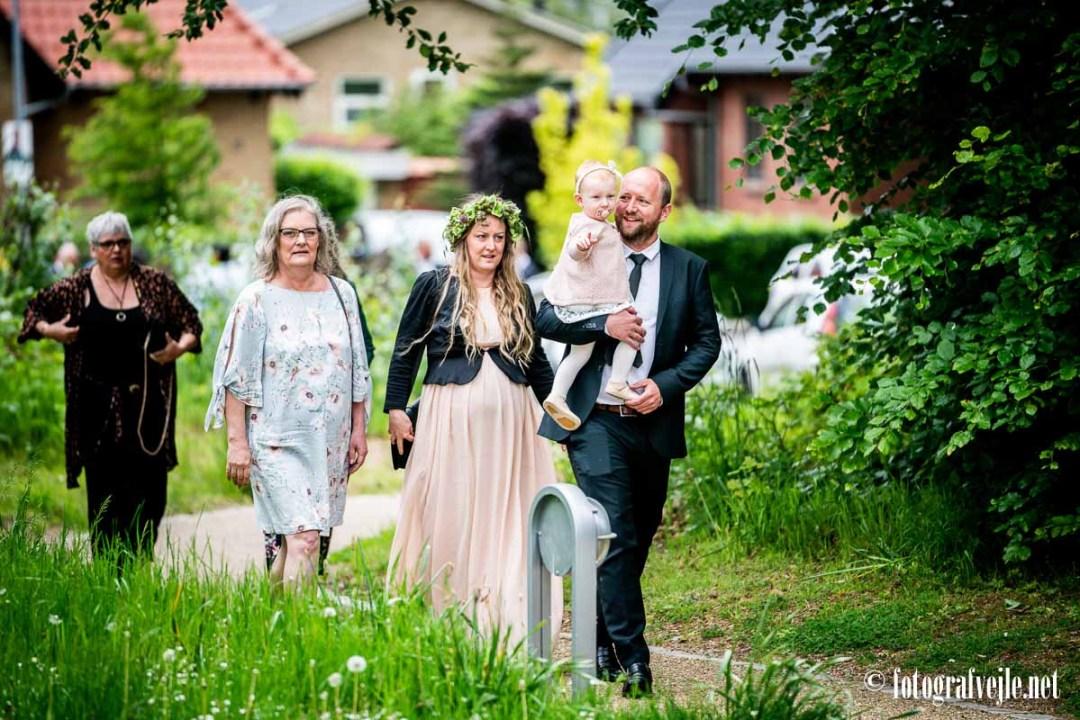 bryllupgæster vejle