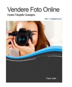 Vendere foto online su internet