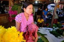 Květinový trh, Mandalaj
