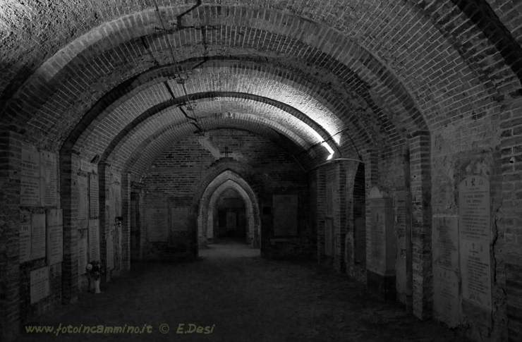 Cimitero Monumentale Misericordia Siena