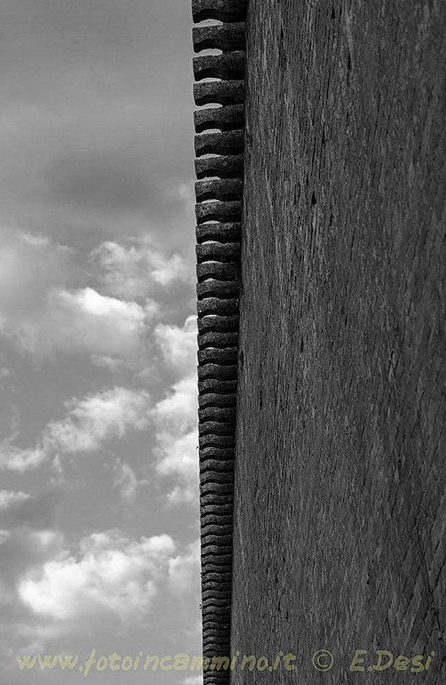 Le mura di Siena