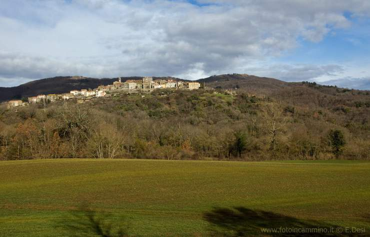 Colline Metallifere traversata Siena Follonica