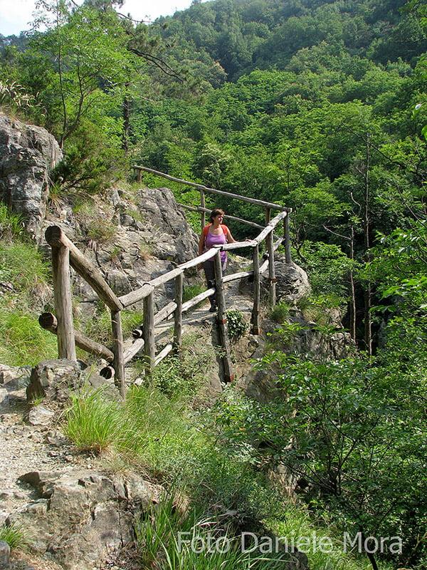 Parco del Beigua Val Gargassa
