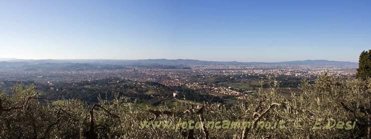Fiesole Monte Ceceri