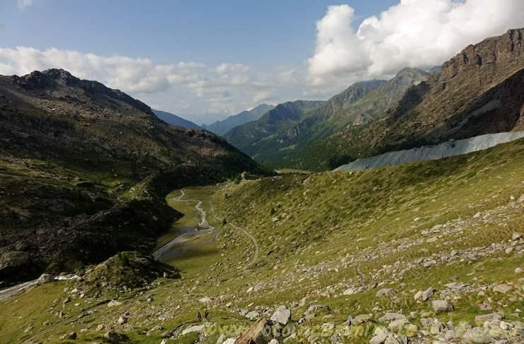 Valle d'Aosta Tour des Six