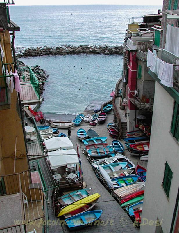 Liguria Fossola Levanto