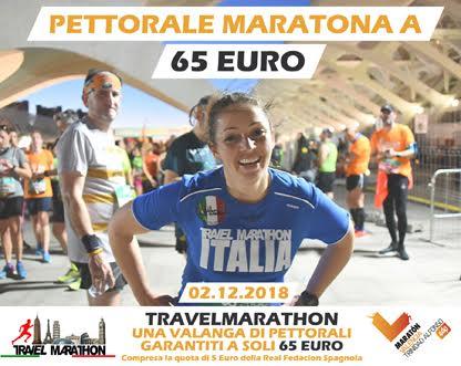 Maratona di Valencia 2018