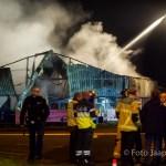 Brand Aalsmeer