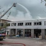 Brand Uithoorn