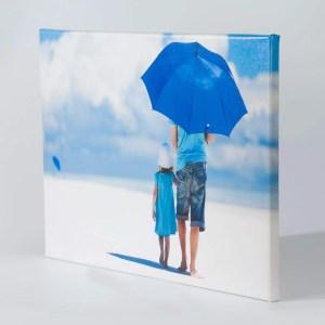 Canvas 60x80cm glans Frame 2cm