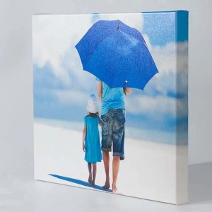 Canvas 50x70cm mat Frame 4cm
