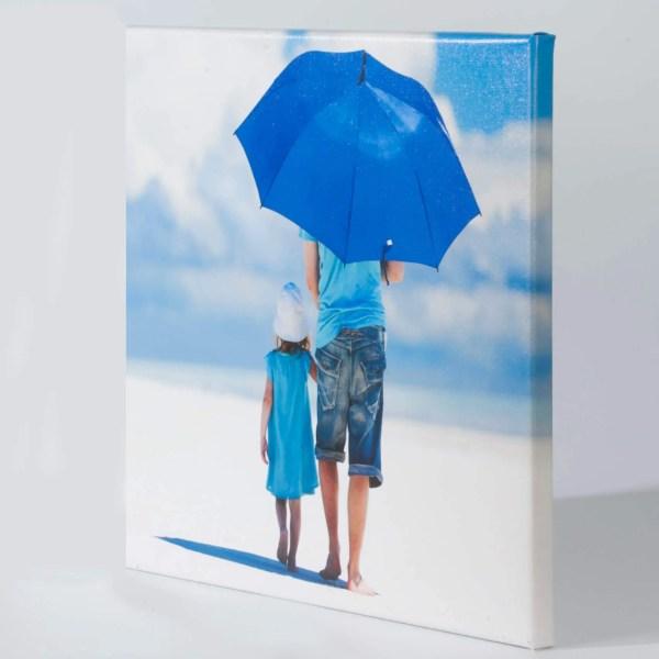 Canvas 90x90cm glans Frame 2cm