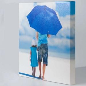 Canvas 70x70cm glans Frame 4cm