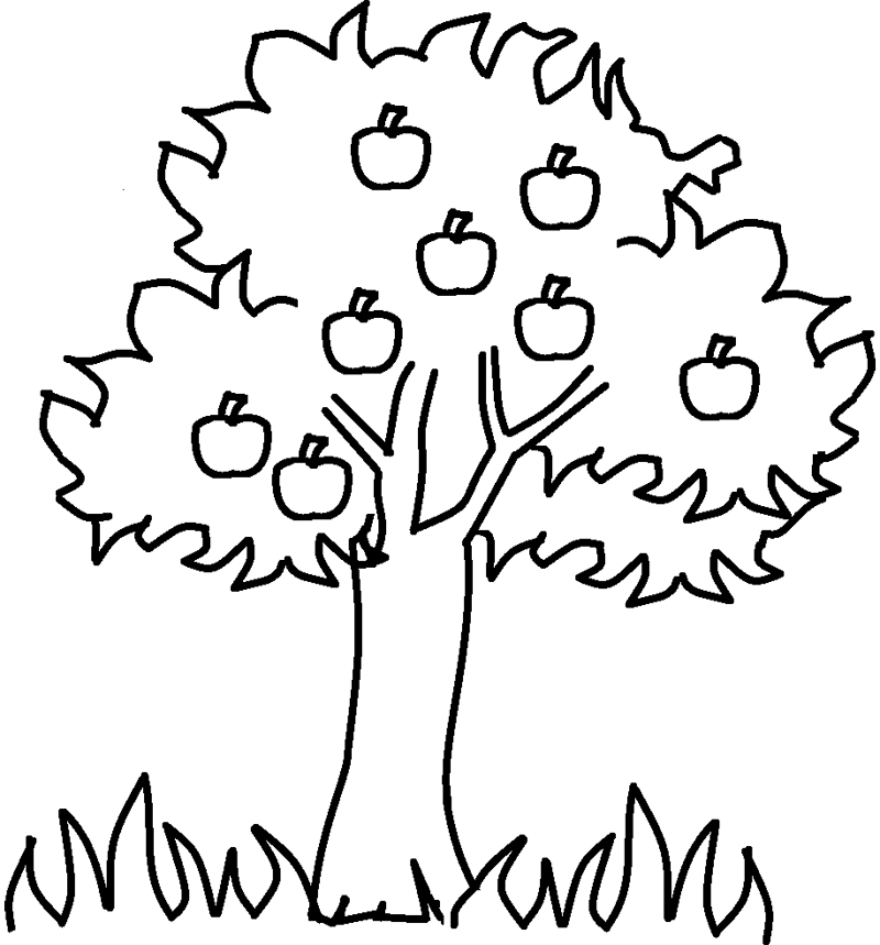 apple coloring pages fotolip com rich image and wallpaper