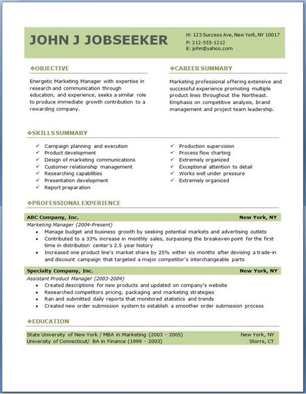 free templates resumes newsoundco browse template executive resume
