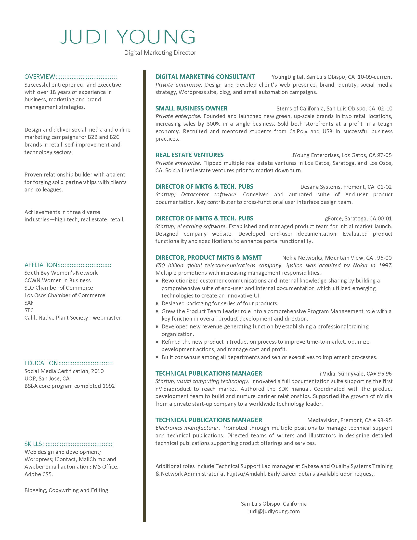 digital marketing resume info robert c pettit digital resume digital marketing manager cv