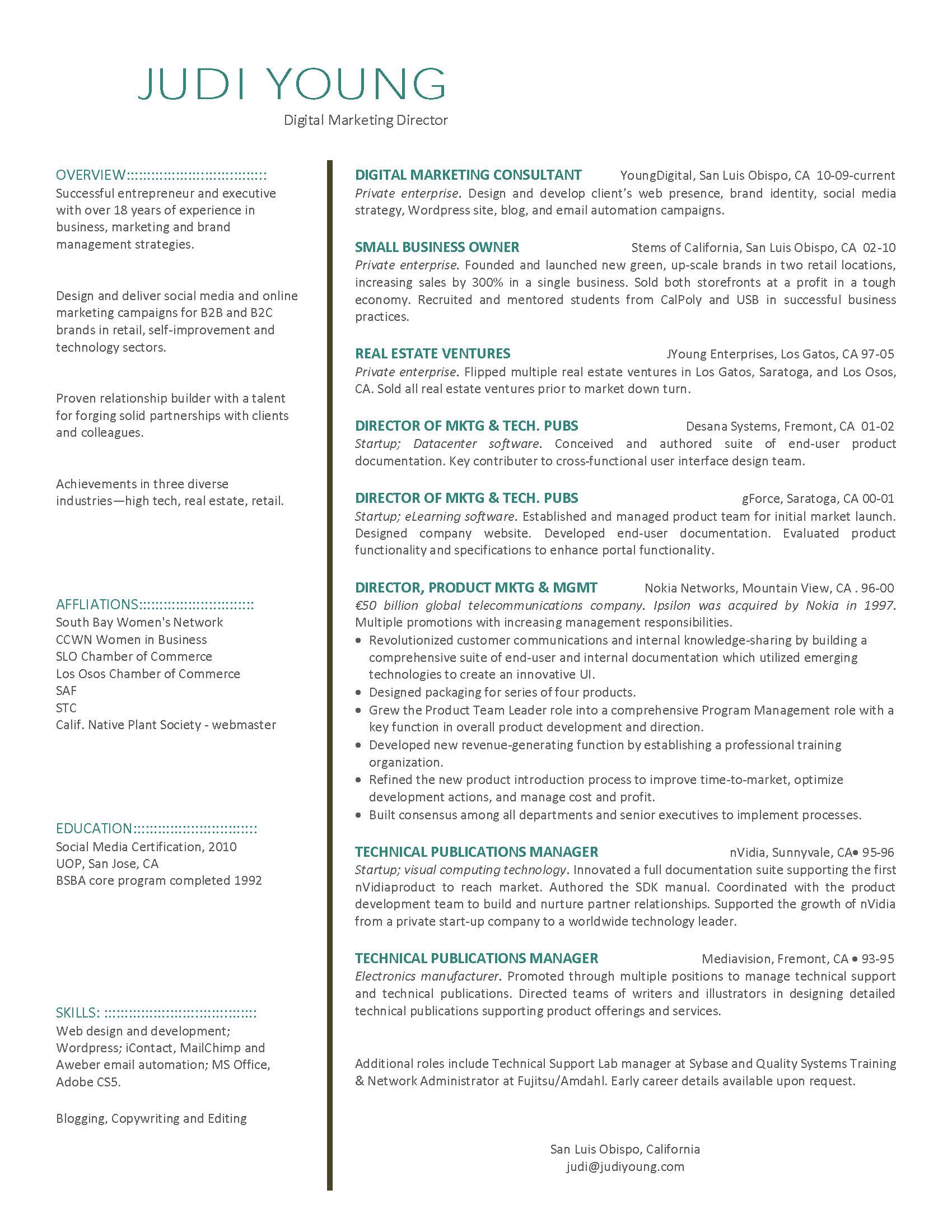 digital marketing resume anuvrat info robert c pettit digital resume digital marketing manager cv