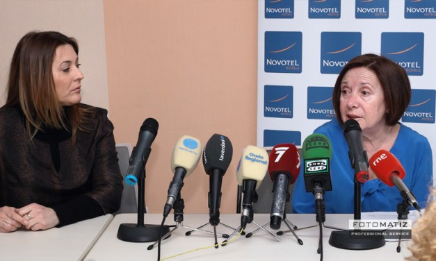 Press conference AEFAT Murcia