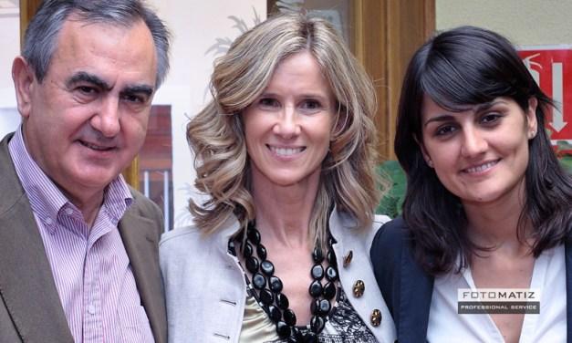 Minister Cristina Carmendia visit Portman