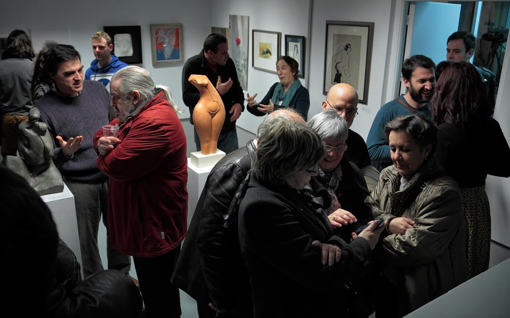 Art Gallery Progreso 80 organizes Cultural Change Murcia