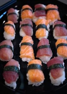 Sushi Murcian style