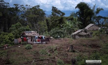 Indians in Bocas del Torro