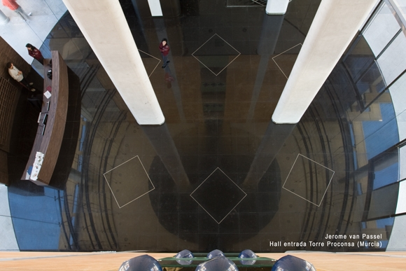 Hall de Entrada de Torre Proconsa