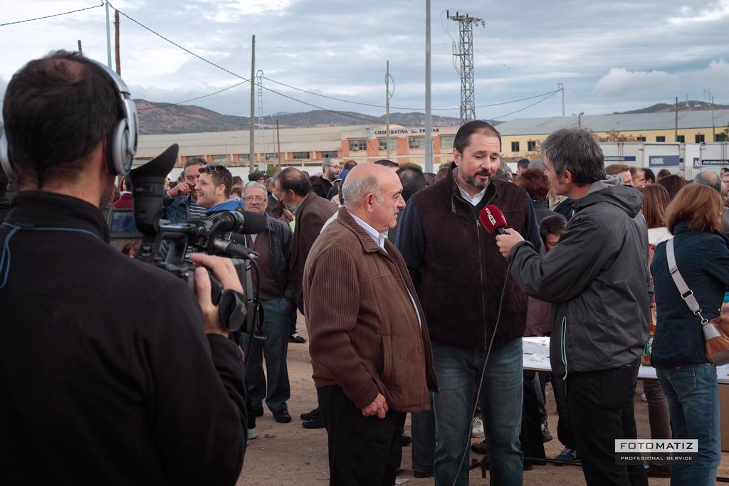 Interview Jose Navarro Ibáñez - Tele Yecla