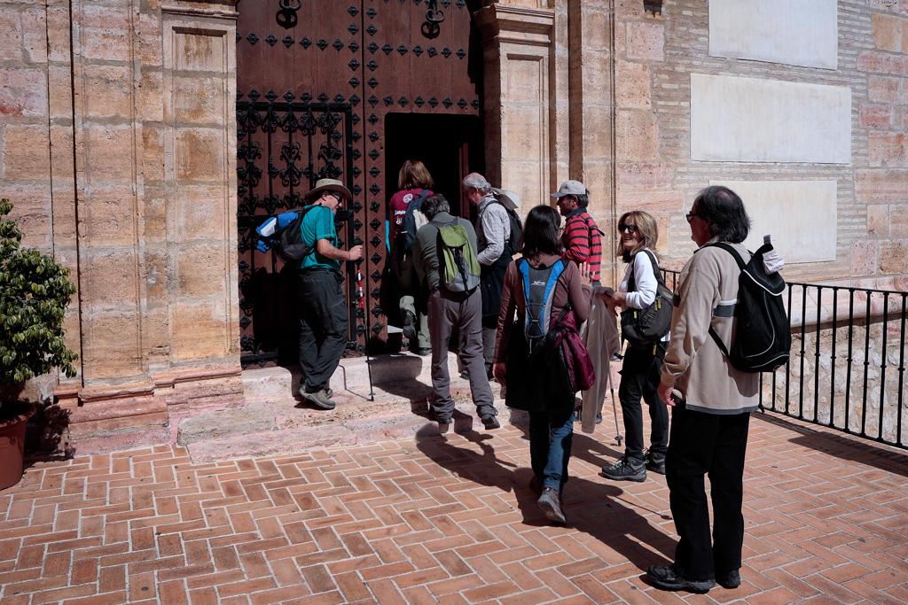Cuarta etapa a Caravaca 2017 - Albudeite - Niño de Mula